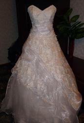Прокат свадебных платьев в Мариуполе.