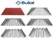 Металлочерепица,  профнастил TM Bulat®. Европейское качество.