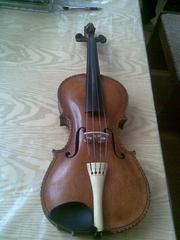 Скрипка - мануфактура