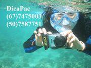 DicaPac,  Дикапак,  подводный бокс