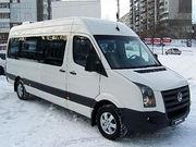 аренда и заказ микроавтобусов