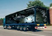 Грузоперевозки по Украине,  в Европу,  в Россию автомобильным транспорто