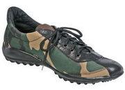 Продам кожанные  коммуфляжные кроссовки . Мелкий и крупный опт.
