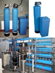 Бытовые и промышленные системы  очистки воды