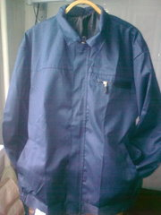 Продам рабочие костюмы (диагональ 230, 245, 285пл; гретта, саржа).НЕДОРОГО