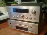 Teac DV-H550+TEAC AV-H500D
