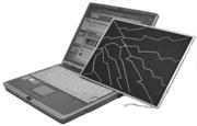 Замена/установка экрана (матрицы,  LCD Screen) ноутбука,  нетбука