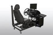 Автотренажер легкового автомобиля «ВАЗ 2110» Forward
