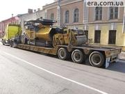 Негабаритные перевозки Донецк
