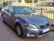 Прокат Lexus GS 250 (темно графитовый)