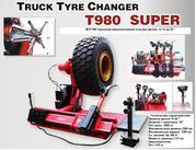 Грузовой шинмонтажный стенд для колёс 14-56