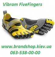 обувь 5 пальцев