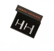 Запонки Armani Exchange