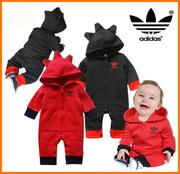 Одежда для новорожденных,  человечек бренда Adidas