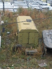 Компрессор УКС-400В-П4.