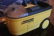 Моющий пылесос-химчистка с аквафильтром  «Karcher Puzzi 100»(Италия)