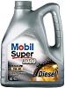 Автомобильное масло  Mobil (мобил)  Super 3000 X1   Diesel  5W-40 4л.