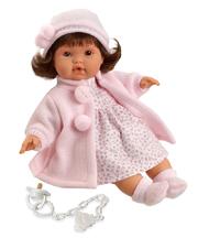 Испанская кукла Llorens новая