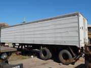 Полуприцеп фургон ОДАЗ 9958М
