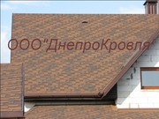 Монтаж стропильной,  скатной  (жесткой ) кровли  в Донецке