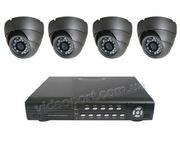 Монтаж систем видеонаблюдения любой сложности в Донецке