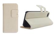 Чехол Soft Feel Leather White. [Чехлы для iphone 5/5s]