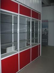 Торговые витрины на заказ Донецк. Дизайн,  кредит