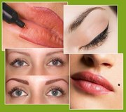 Услуги Перманентного макияжа(татуаж)