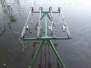 Rod Pod на 2-3-4 удилища (+ видео установки)
