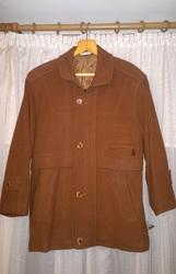 Пальто кашемировое размер 54-56
