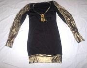 Платье-туника,  размер 42-44