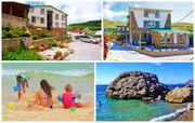 Крым Орджоникидзе частный сектор цены Гостевой дом Морской снять жилье