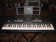 синтезатор Yamaha PSR E423+подставка