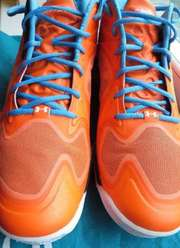 Кроссовки Under Armour Anatomix Mens Blue Orange Spawn