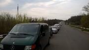 Грузовые и пассажирские перевозки до 8 мест микроавтобус Донецк,  Луган