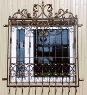 Решетки на окна под заказ от производителя по доступной цене