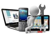Ремонт,  прошивка,  продажа моб. телефонов,  планшетов. Установка Windows