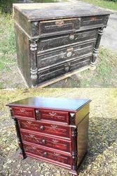 Реставрация мебели и музыкальных инструментов