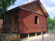 Строительство садовых,  дачных,  гостевых домов.