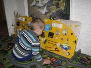 Бизиборды-развивающие доски для детей