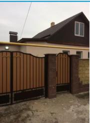 Дом с ремонтом Буденновский