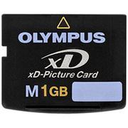 Карта памяти Olımpus XD-Picture card, M 1 gb